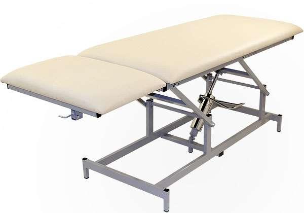 Массажный стол Профи 2.1 с гидроприводом